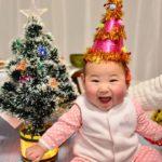 子どものクリスマス写真の撮り方を紹介します。