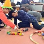 西陣児童館にて「笑顔写真きょうしつ」を開催しました。